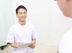 世田谷区弦巻 つるまき整骨院:問診検査写真