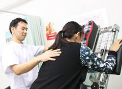 世田谷区弦巻 つるまき整骨院:最新の治療機器&治療設備の写真